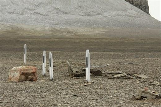Graves of Erebus crew, Beechey Island
