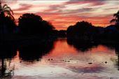 Sunset, Lake Ockechobee: by vagabonds3, Views[105]