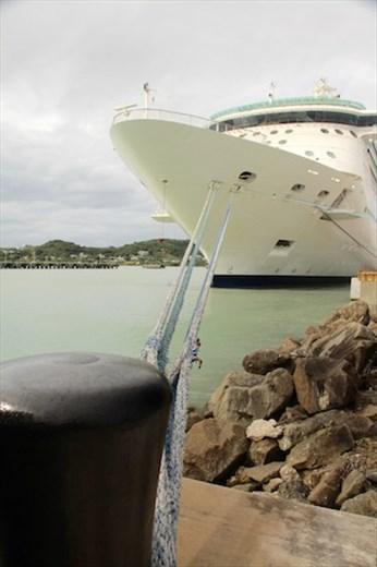 Serenade of the Seas, St. Maarten