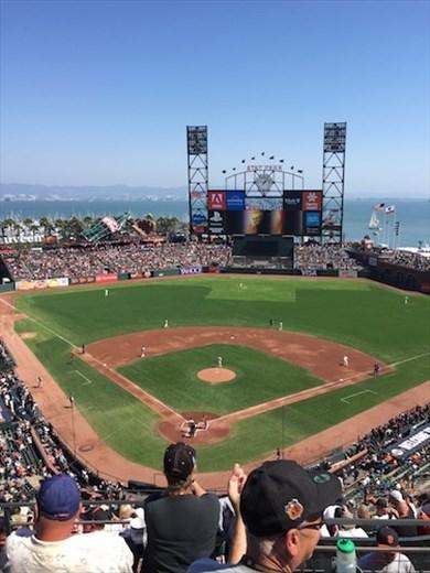 ATT Field, San Francisco