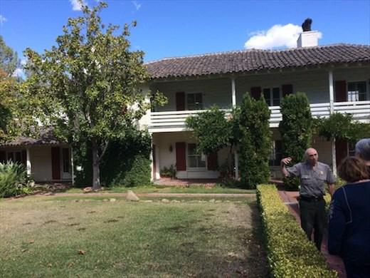 Tao House, Eugene O'Neil's California home
