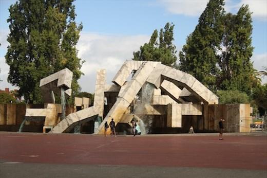 Sculpture, San Francisco