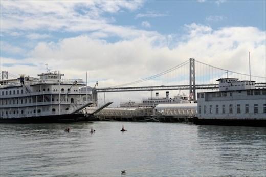 San Francisco scene