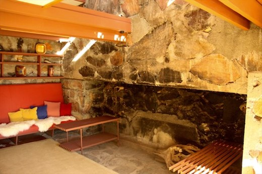 Light, color and space, Taliesin West