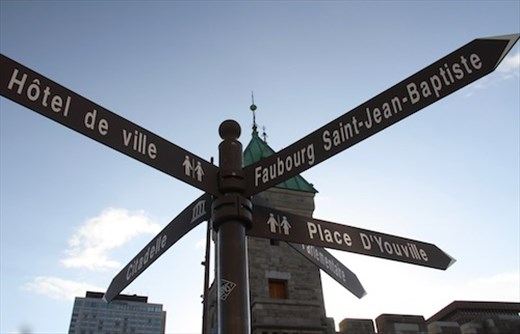 Nous sommes ici — Quebec City