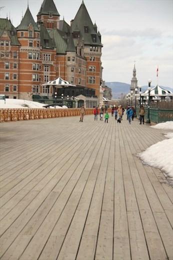 The Promenade, Quebec City