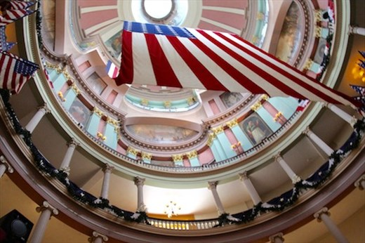 Rotunda in the Old Courthouse, St. Louis
