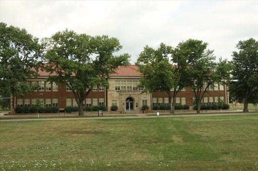 Monroe Elementary School, Brown v. Bd. of Ed. National Historic Site, Topeka, KS