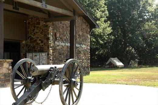Pea Ridge National Historic Park, Arkansas