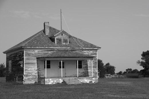 Nicodemus schoolhouse, Nicodemus National Historic Site