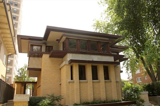 Emil Bach House, Chicago