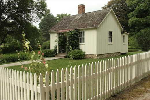 Herbert Hoover's birthplace, Hoover NHS
