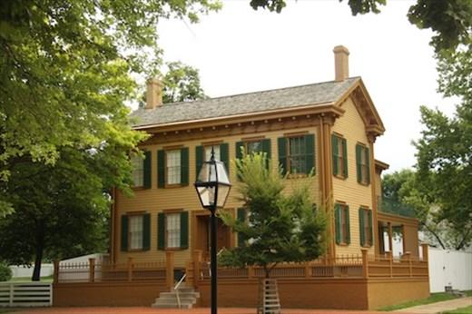 Lincoln's Home, Springfield IL