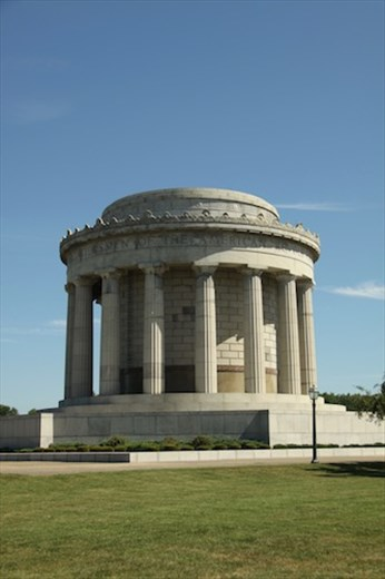 Monument, George Rogers Clark NHS