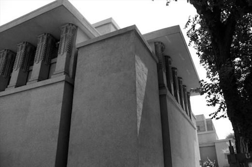 A little Bauhaus? — Unity Temple, Oak Park IL