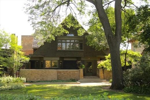 FL Wright's Home and Studio, Oak Park IL