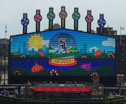 Christmas in July, Chicago White Sox