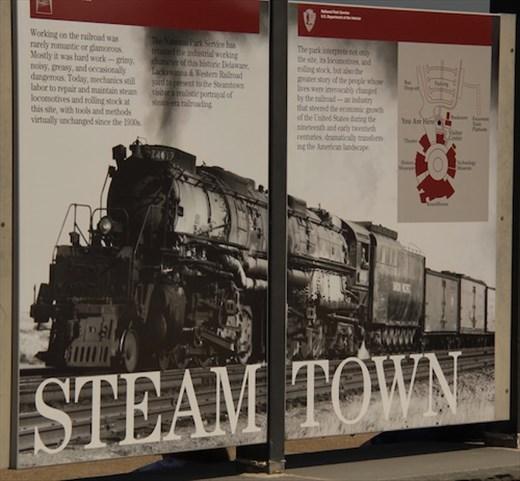 Steamtown, NHS, Scranton PA