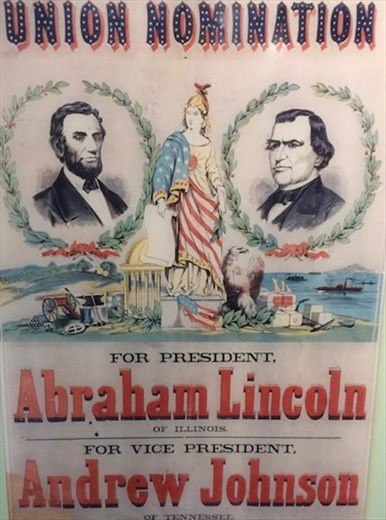 That's the Ticket, Lincoln/Johnson 1864