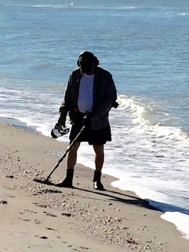 Beachcomber, Sanibel Island
