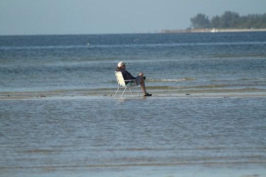 Retired, Bunche Preserve, San Carlos Beach