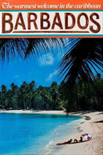 Barbados, here we come!