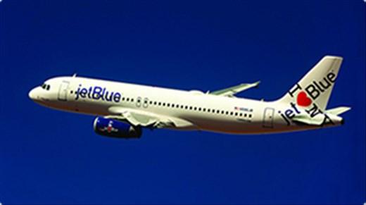 Leavin' on a JetBlue Plane