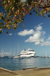 Celebrity Summit, Fort de France, Martinique: by vagabonds3, Views[20]