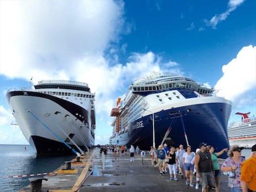 Future of cruising, Celebrity's Summit and Edge