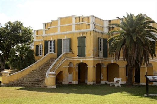 Danish Custom House, Christiansted NHS