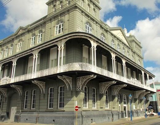 Mutual Assurance Society Building, Bridgetown, Barbados