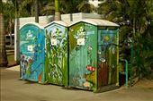 Painted Potties, Fort de France, Martiique: by vagabonds3, Views[1]