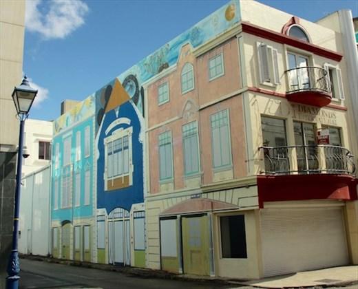 Bridgetown Street Art, Barbados
