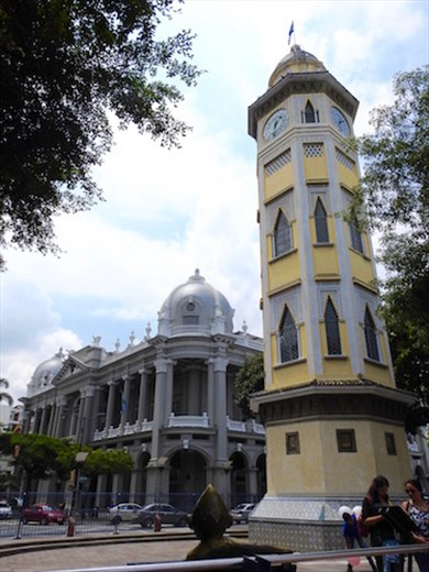 Downtown Guayaquil
