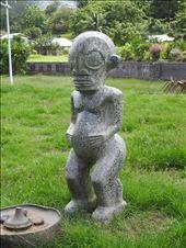 Ancient statues, Nuku Hiva: by vagabonds3, Views[15]
