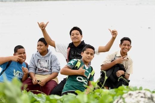 Dudes, Tonga