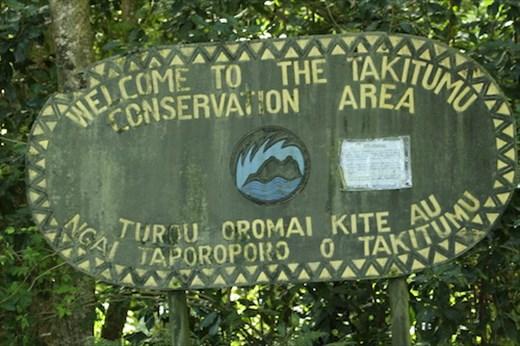 Takitumu Conservation Area, Cook Islands
