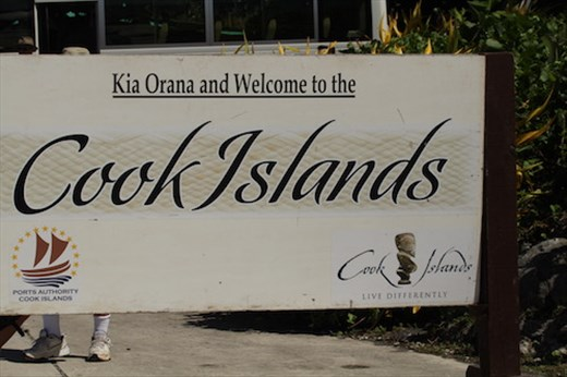 Welcome to the Cook Islands