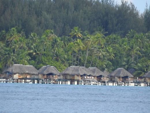 Resort for the 1%, Bora Bora