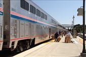 Amtrak Coast Starlight, Union Station LA: by vagabonds3, Views[100]