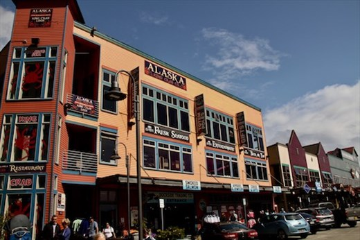 Searching for Authentic Alaska in Ketchikan