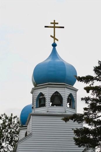 Russian Orthodox church, Kodiak
