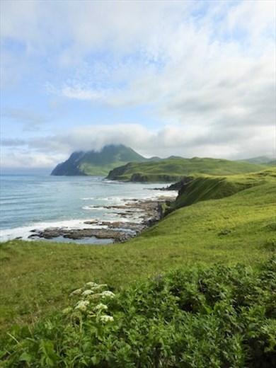 Coastline, Unalaska
