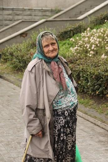 Russian woman, Vladivostok