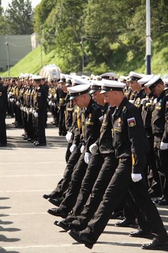 Marching Russian Navy, Petropavlovsk