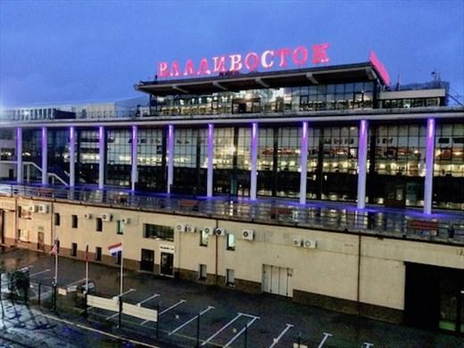 And that spells Vladivostok