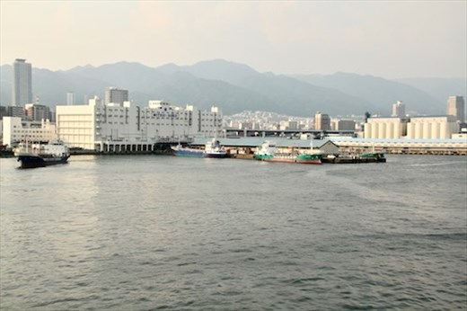 Harbor view, Kobe