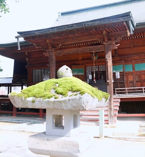 Hida Kokubunji Temple, Takayama