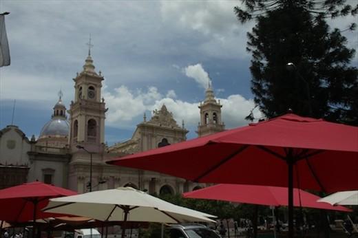 Main Plaza, Salta