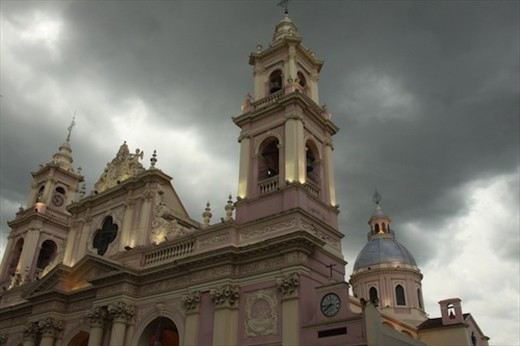 Main cathedral, Salta